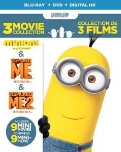 despicable me 3 movie collection