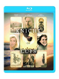 knight of cups blu ray