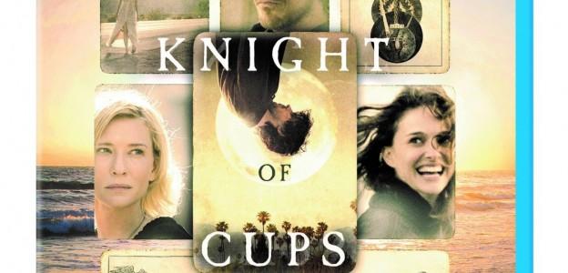 knight of cups blu ray