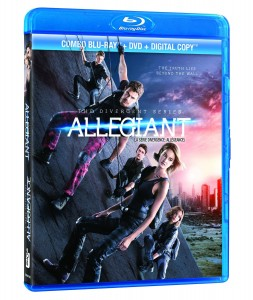 The Divergent Series: Allegiant – Blu-ray/DVD Combo Edition