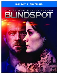 Blindspot: The Complete First Season – Blu-ray Edition