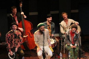 edward sharpe and the magnetic zeros live 20162