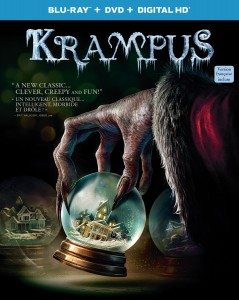 krampus blu ray