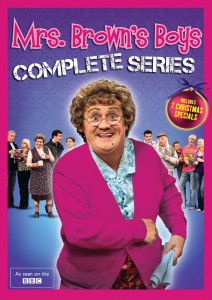 mrs browns boys the complete series