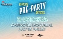 shaydakiss osheaga pre party 2016