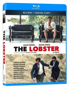 the lobster blu ray