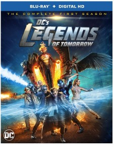 dcs legends of tomorrow season 1