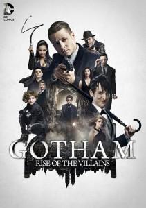 gotham the second season