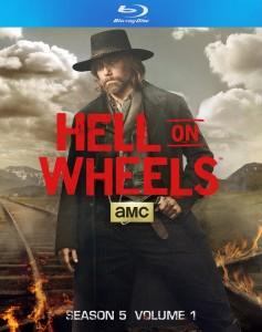 hell on wheels season 5 volume 1
