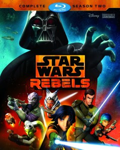 star wars rebels the complete season two