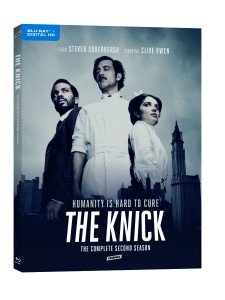 the knick the complete second season