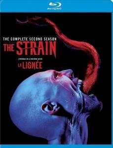 the strain the complete second season