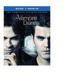 the vampire diaries the complete seventh season