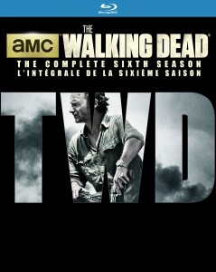 the walking dead the complete sixth season