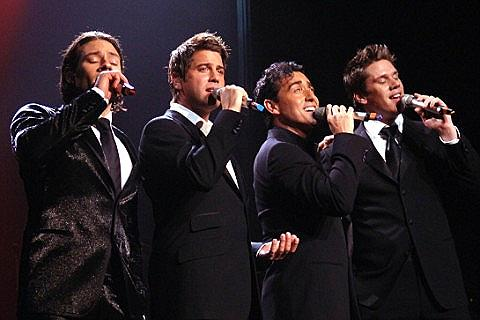Another simon cowell creation il divo orcasound - Il divo italian songs ...