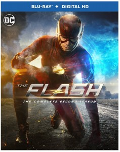 The Flash: The Complete Second Season – Blu-ray Edition