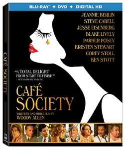 Cafe Society – Blu-ray/DVD Combo Edition