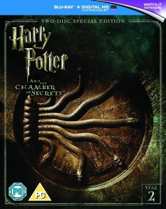 Harry Potter and the Chamber of Secrets: 2-Disc Special Edition – Blu-ray Edition