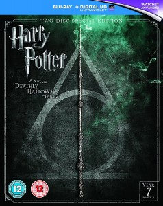 Harry Potter and the Deathly Hallows: Part 2 – 2 Disc Special Edition – Blu-ray Edition