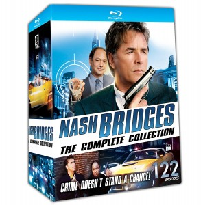 Nash Bridges: The Complete Collection – Blu-ray Edition