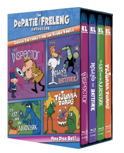 The Depatie/Freleng Collection – Blu-ray Edition