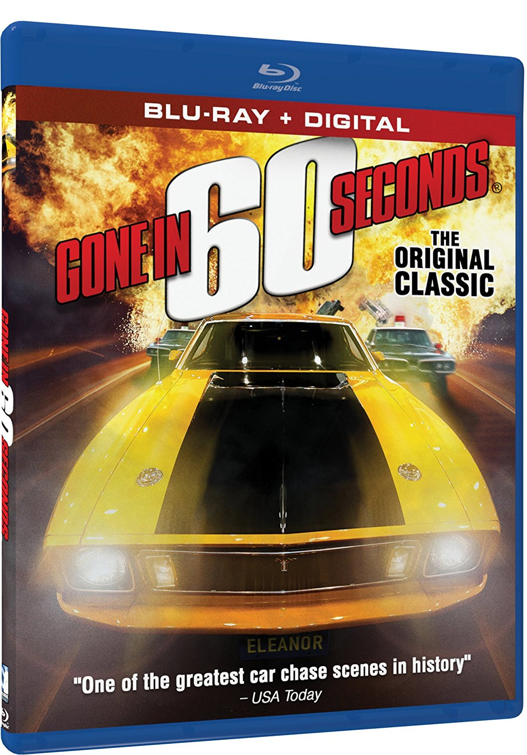 Gone In 60 Seconds Blu Ray Edition Orcasound