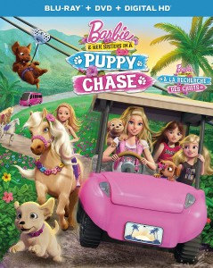 Barbie & Her Sisters in a Puppy Chase – Blu-ray/DVD Combo Edition