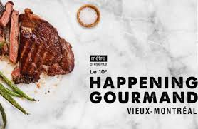 happening gourmand 20172