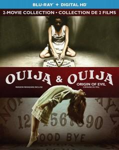 ouija and ouija origin of evil blu ray