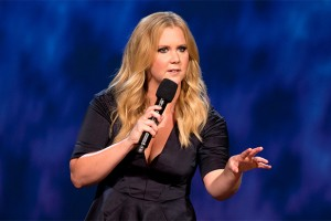 Here Come the Laughs with Amy Schumer