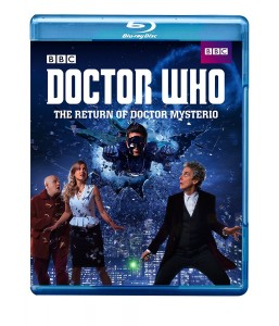 doctor who the return of doctor mysterio
