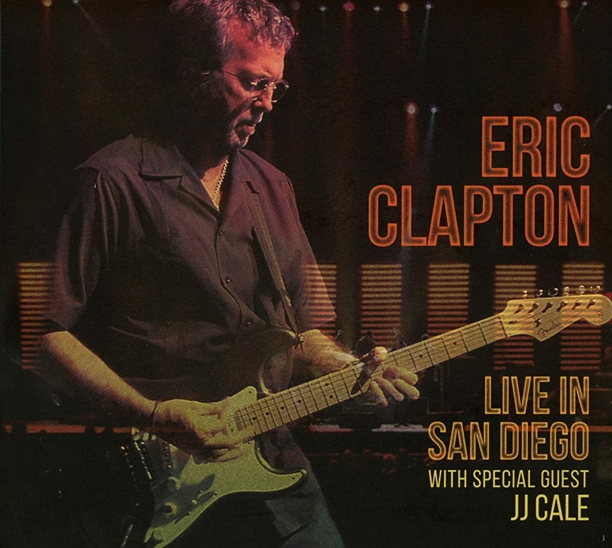 eric clapton live in san diego with special guest jj cale orcasound. Black Bedroom Furniture Sets. Home Design Ideas
