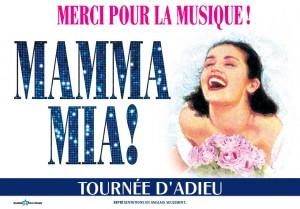 Farewell Tour for Mamma Mia!