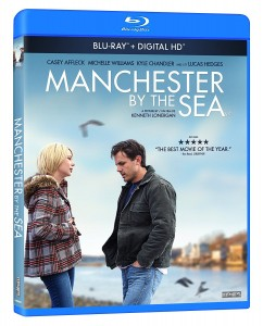 manchester by the sea blu ray