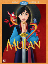 Mulan/Mulan 2: 2-Movie Collection – Blu-ray Edition