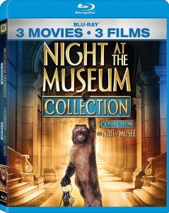 Night at the Museum Collection – Blu-ray Edition