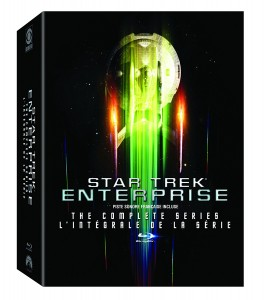 star trek enterprise the complete series