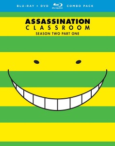 assassination classroom season two part one