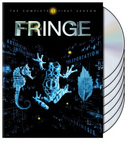 fringe the complete first season