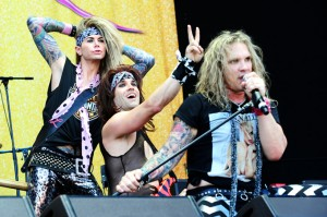 steel panther live 2017
