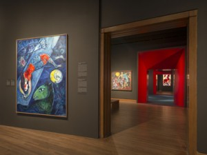Chagall-Colour-And-Music-Exhibition-view-Courtesy-of-The-Montreal-Museum-of-Fine-Arts