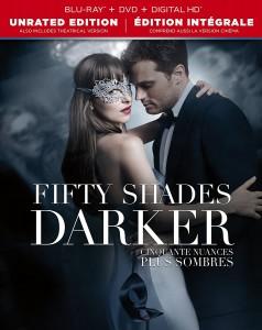 fifty shades darker blu ray