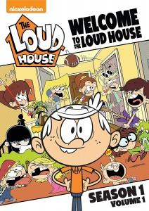 welcome to the loud house season 1 volume 1