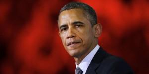 Barack Obama Taking Part in the International Leaders Series