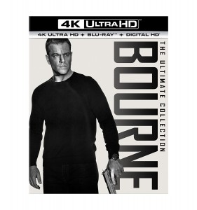 bourne the ultimate collection
