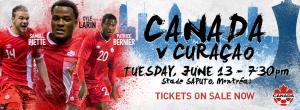 National Soccer at Saputo Stadium – Canada vs. Curacao