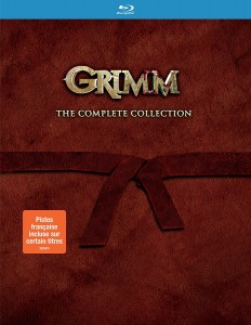 grimm the complete collection