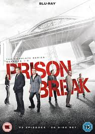 prison break the complete series