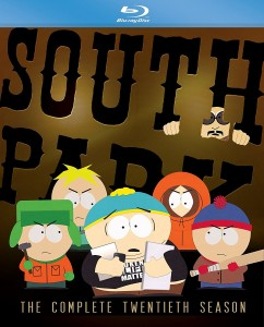 South Park: The Complete Twentieth Season – Blu-ray Edition