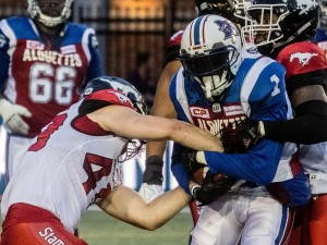 Montreal Alouettes vs Calgary Stampeders